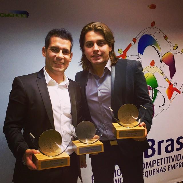 CCLi vence três categorias do Prêmio de Competitividade para Micro e Pequenas Empresas