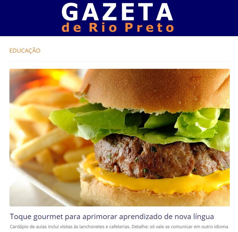 Aulas com um toque gourmet aprimoram aprendizado de nova língua